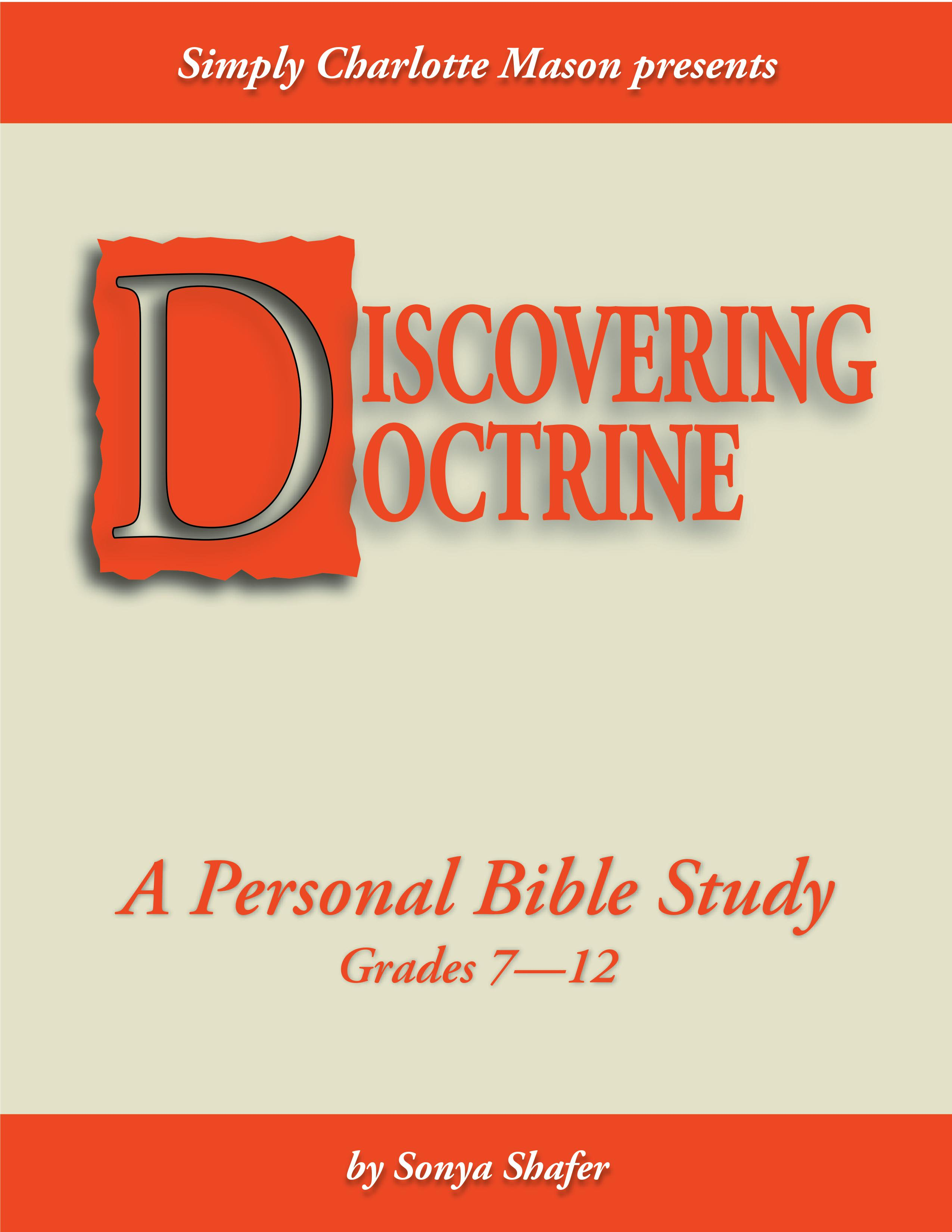 Discovering Doctrine